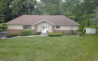 Wayne Twp. Single Family Home For Sale: 4 Baker St