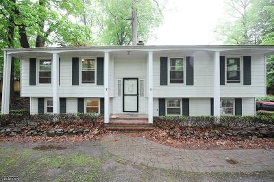 Wayne Twp. Single Family Home For Sale: 465 Pines Lake Dr