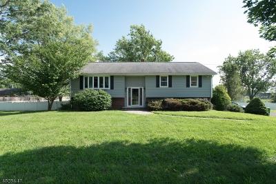 Hillsborough Twp. NJ Single Family Home For Sale: $399,000