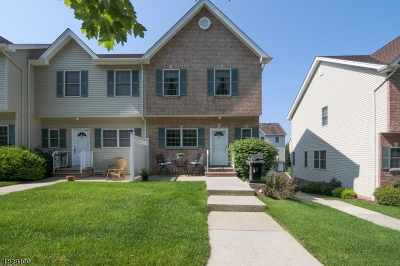 Scotch Plains Twp. Condo/Townhouse For Sale: 14 Riga Ct #14
