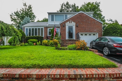 Linden City Single Family Home For Sale: 34 Academy Ter