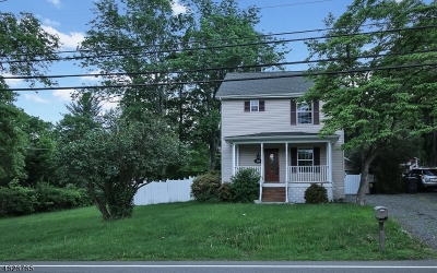Morris Twp. Rental For Rent: 334 Sussex Ave