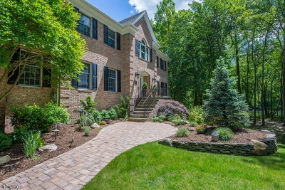 Franklin Lakes Boro Single Family Home For Sale: 91 Helen Court