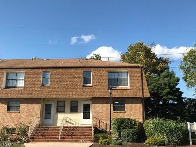 Hillsborough Twp. NJ Condo/Townhouse For Sale: $265,000