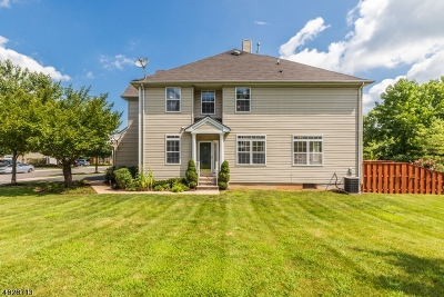 Montgomery Twp. Condo/Townhouse For Sale: 46 Scarlet Oak Dr