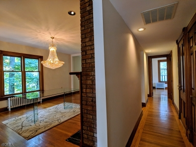 Morristown Town Rental For Rent: 23 Franklin Pl #2