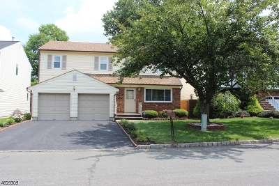 Union Twp. Single Family Home For Sale: 269 Parkside Dr