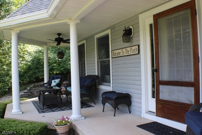 Sparta Twp. Single Family Home For Sale: 52 Morris Lake Rd