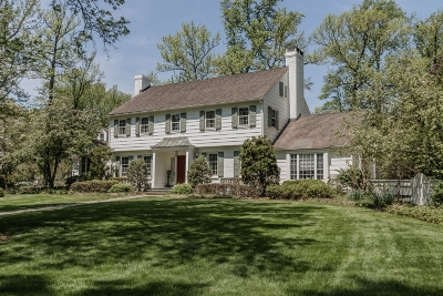 Westfield Town NJ Single Family Home For Sale: $1,375,000