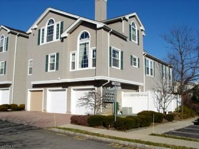 Morristown Town, Morris Twp. Condo/Townhouse For Sale: 19 Witherspoon Ct #19