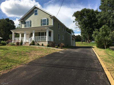 Branchburg Twp. Single Family Home For Sale: 105 Fairview Dr