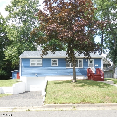 Piscataway Twp. NJ Single Family Home For Sale: $327,000