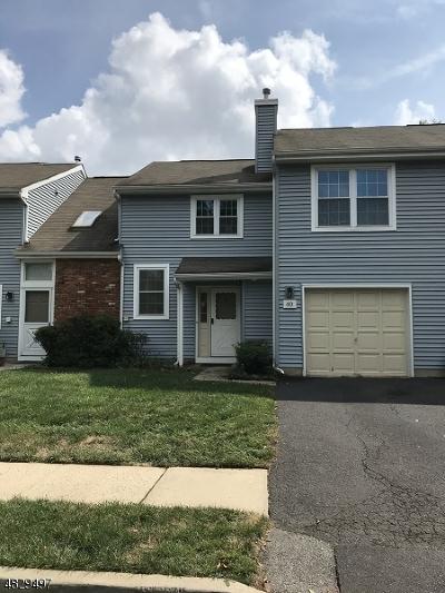 Franklin Twp. NJ Rental For Rent: $2,050
