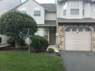 Piscataway Twp. NJ Condo/Townhouse For Sale: $315,000