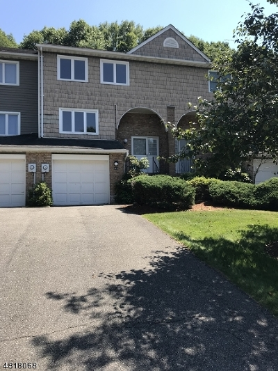 Parsippany-Troy Hills Twp. NJ Rental For Rent: $2,750