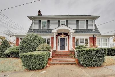 Haledon Boro Single Family Home For Sale: 482 Van Dyke Ave