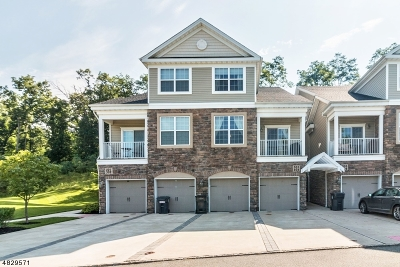 Somerset County, Morris County Condo/Townhouse For Sale: 304 Waterview Ct