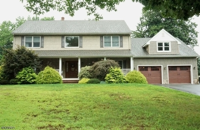 Clark Twp. Single Family Home For Sale: 80 Thomas Dr