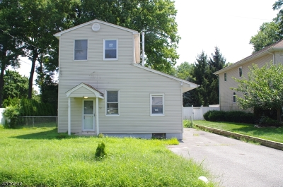 East Hanover Twp. Single Family Home For Sale: 52 Preston Ave