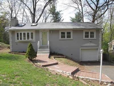 Sparta Twp. Single Family Home For Sale: 16 Longview Rd