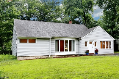 Wyckoff Twp. Single Family Home For Sale: 107 Harding Rd