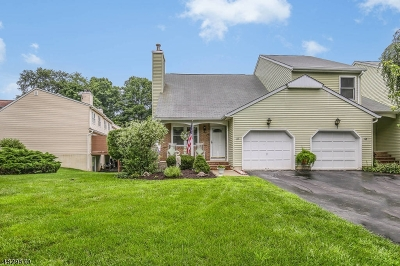 Sparta Twp. Condo/Townhouse For Sale: 55 Carriage Ln