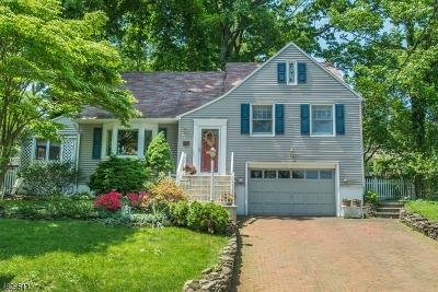 Wayne Twp. Single Family Home For Sale: 25 W Lake Dr