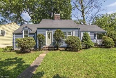 North Plainfield Boro NJ Single Family Home For Sale: $289,000