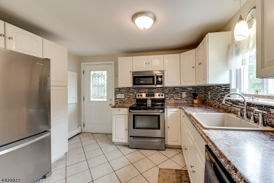 Mount Olive Twp. Single Family Home For Sale: 22 Flanders-Netcong Rd
