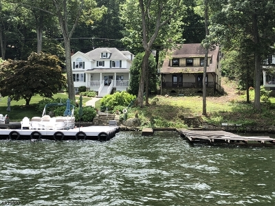 Morris County Single Family Home For Sale: 113a Mc Gregor Ave