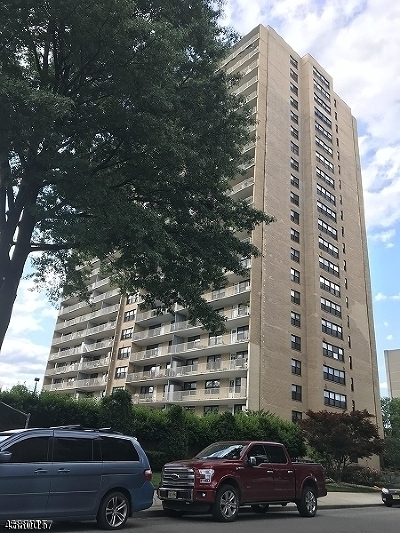 Passaic City Condo/Townhouse For Sale: 285 Aycrigg Ave #6K