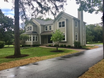 Montgomery Twp. Single Family Home For Sale: 274 Sunset Rd