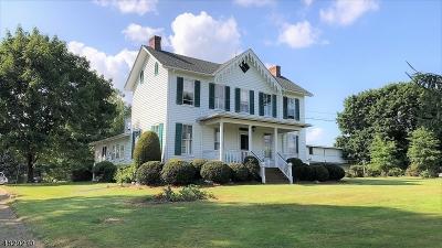 Raritan Twp. Single Family Home For Sale: 171 Old York Rd