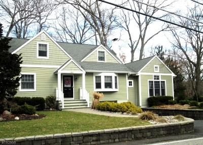 Wayne Twp. Single Family Home For Sale: 492 Pines Lake Dr