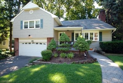 Glen Rock Boro Single Family Home For Sale: 11 Buckingham Pl