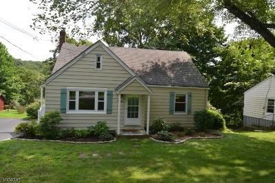 Rockaway Twp. Single Family Home For Sale: 14 David St