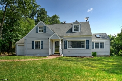 Madison Boro Single Family Home For Sale: 23 Parkside Ave