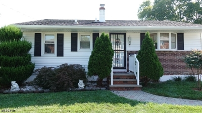Kenilworth Boro Single Family Home For Sale: 45 N 8th St