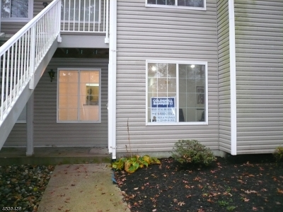 Bedminster Twp. NJ Condo/Townhouse For Sale: $282,500