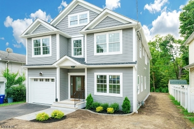 Morristown Town, Morris Twp. Single Family Home For Sale: 8 Irondale Ave