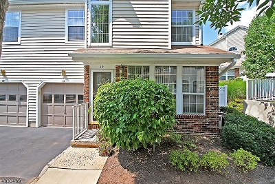Bedminster Twp. NJ Condo/Townhouse For Sale: $339,000