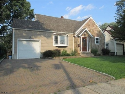 Union Twp. Single Family Home For Sale: 2251 Pershing Rd