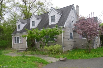 Hillsborough Twp. Single Family Home For Sale: 61 Weston Rd