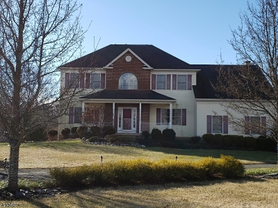 Sparta Twp. Single Family Home For Sale: 29 Saddle Ridge Rd