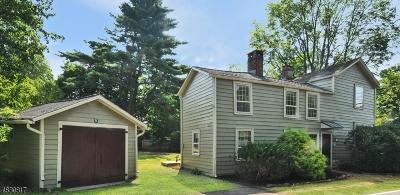 Flemington Boro, Raritan Twp. Single Family Home For Sale: 204 Old York Rd