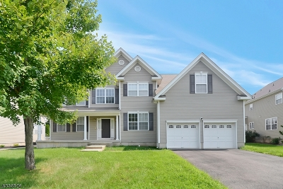 Franklin Twp. NJ Rental For Rent: $3,100