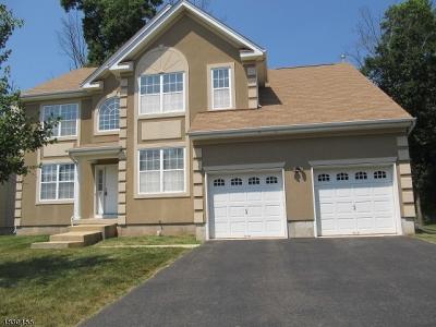 Franklin Twp. NJ Rental For Rent: $3,400