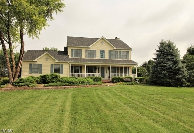 Warren County Single Family Home For Sale: 16 Jockey Hollow Rd
