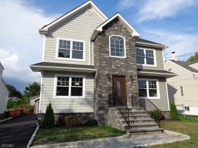 Union Twp. Single Family Home For Sale: 2619 Hawthorne Ave