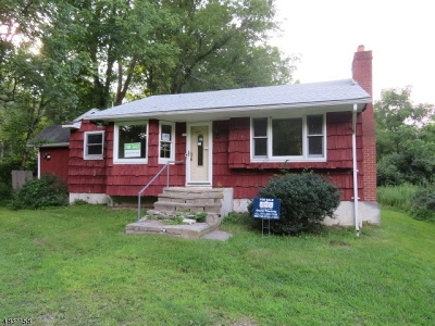 Sussex County Single Family Home For Sale: 385 Clove Rd